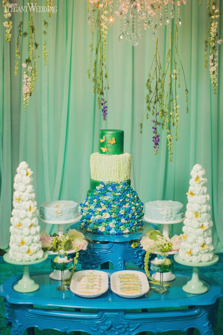 Under the sea mermaid wedding theme wedding ideas under the sea