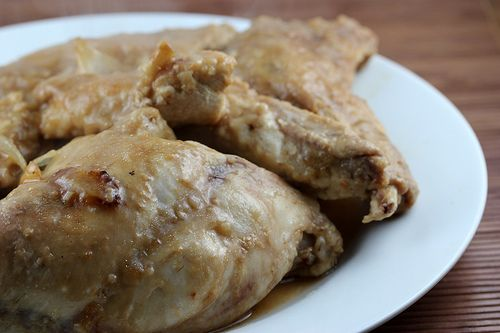 Fried RABBIT with Gravy Recipe:  This is a simple recipe that doesn't require a lot of prep time. The rabbit is really good, & the gravy is delicious. If you don't have rabbit meat available try it with CHICKEN THIGHS & the Gravy Recipe; it's delicious. Enjoy