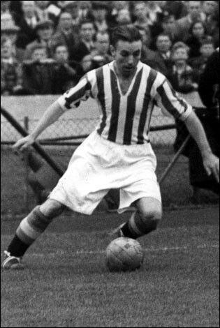Sir Stanley Matthews, England.