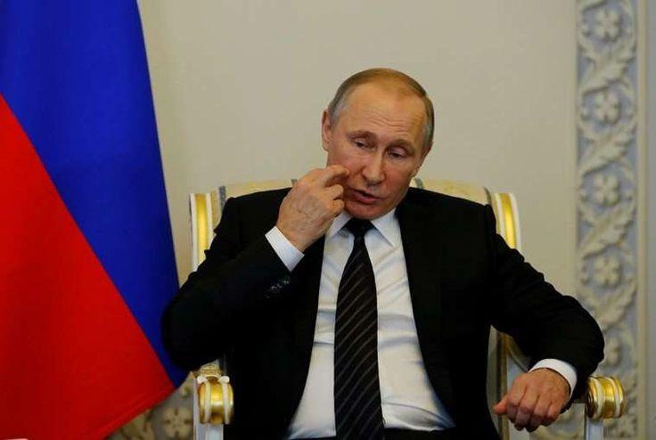 Władimir Putin - ABACA