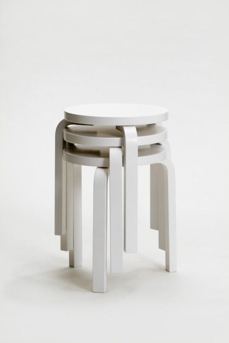 Artek Alvar Aalto Stool 60
