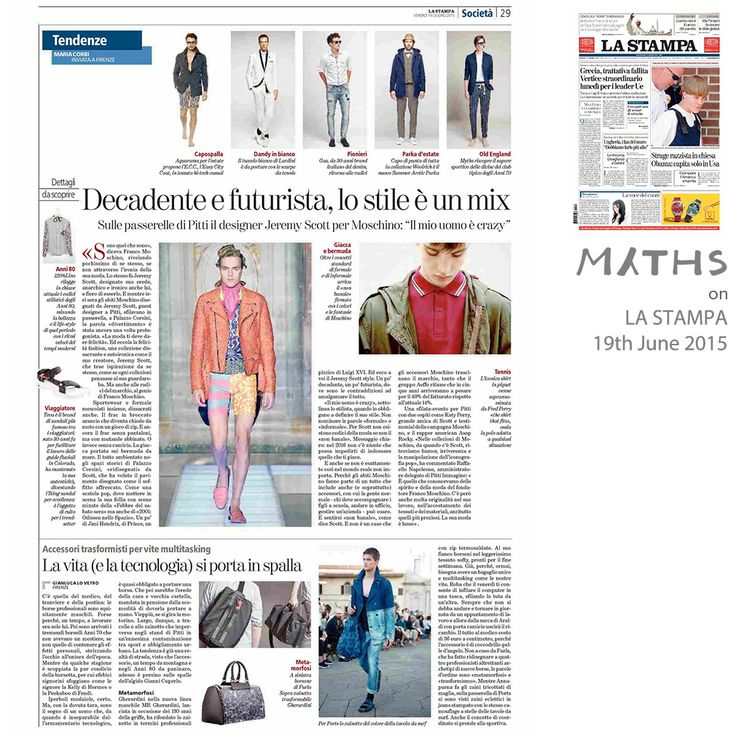 #Myths on #LaStampa