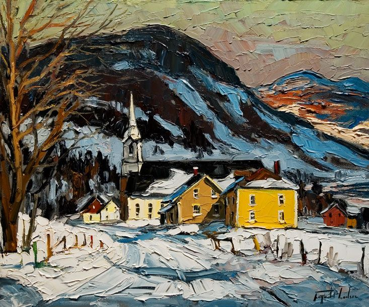 Petite riviere, St. Francois, by Raynald Leclerc