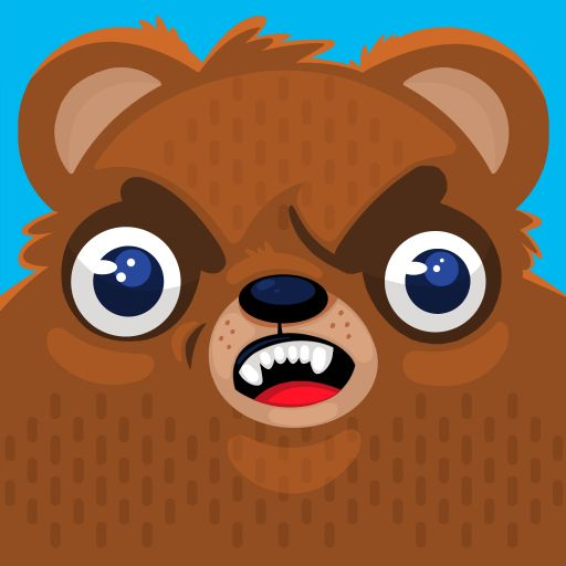 Custom Agar.io Skin Bear