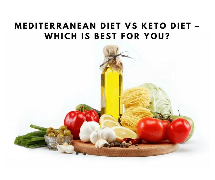Keto versus Mediterran: Welche Diät ist besser?