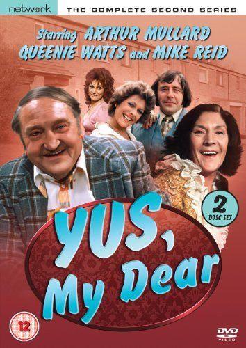 Yus, My Dear - Series 2 [DVD] [1976] DVD ~ Arthur Mullard, http://www.amazon.co.uk/dp/B0037Z968M/ref=cm_sw_r_pi_dp_pQxvtb0S3J97X