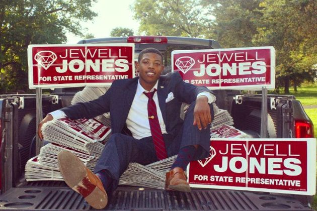 Black College Student Jewell Jones Makes History As Youngest Lawmaker In Michigan from essence.com