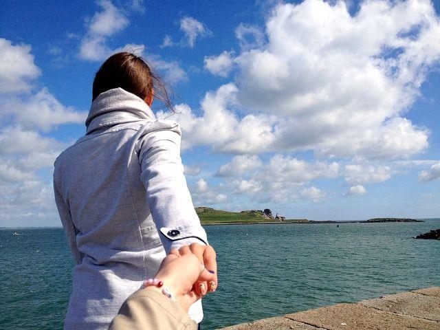 Ireland - Howth, Newgrange and Tara - Irsko - Ireland´s Eye