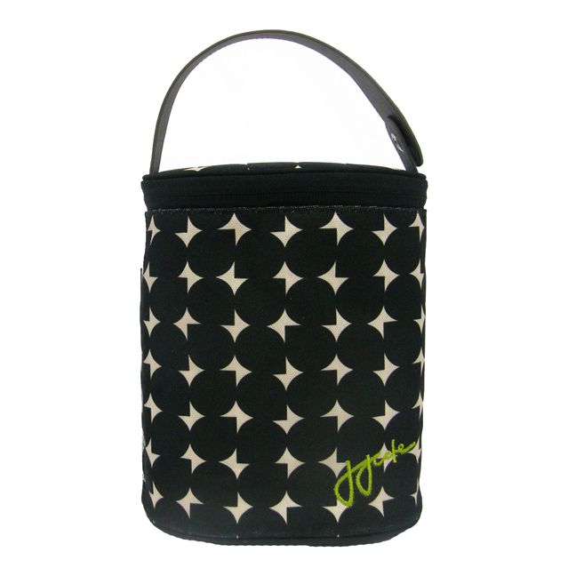 JJ Cole Collections Bottle Cooler Bag - Grey Drop | Maternity Clothes and Baby Gear  www.duematernity.com