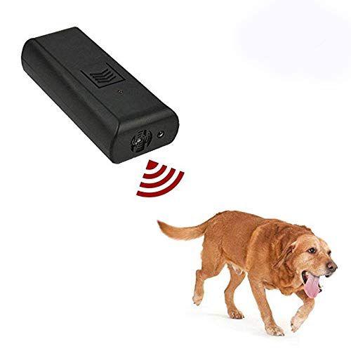 Unetox Ultrasonic Dog Pet Repeller Training Aid Stop Barking