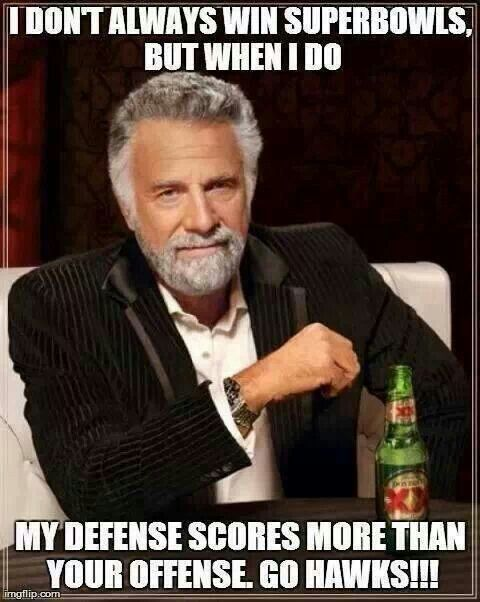 My defense scores more than your offense