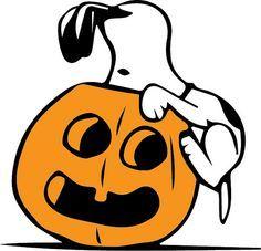 Snoopy Pumpkin The Craft Chop Svg Free Svg Cut Files