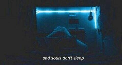 ..and souls don't sleep..