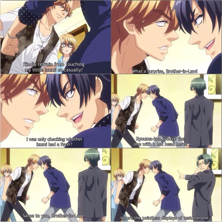 [[ Collage by @anime_obsession_ ]] Love Stage!! Episode 8