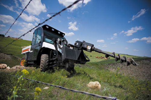 5600 Toolcat Utility Work Machine Specifications - Bobcat Company