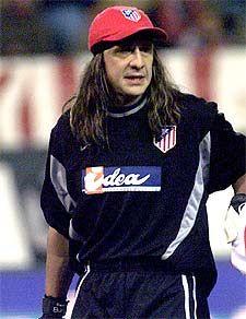 """Germán """"Mono"""" Burgos, Atlético de Madrid"""