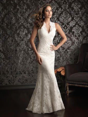 Allure Bridal - 9019