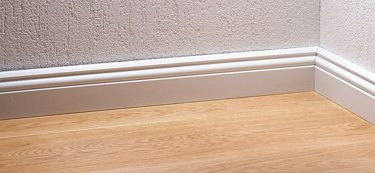 minimalist colonial style skirting boards