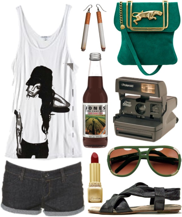 """""""Farewell My Black Balloon ..."""" by manhattanblair ❤ liked on Polyvore"""