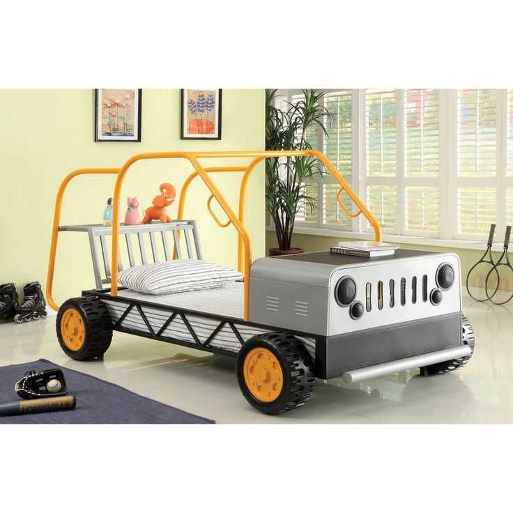 Jeep bed furniture #5