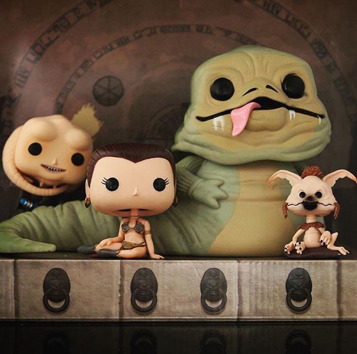 Star Wars - Funko Pop!