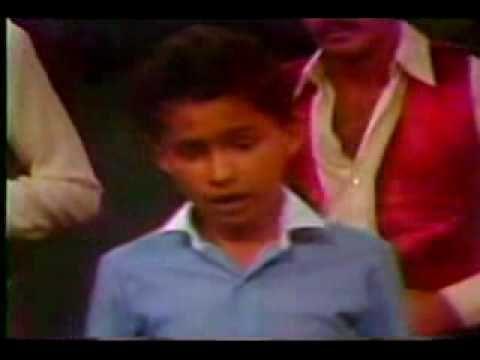 """JORGE CELEDÓN ♫ """"DRAMA PROVINCIANO"""" ♫ Grupo Doble Poder, Daniel Celedón, Ismael Rudas, India Meliyará y Jorge Celedón (10 años de edad)."""
