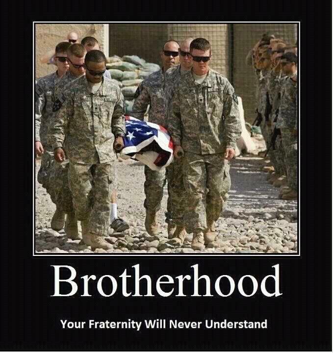 Brotherhood Quotes: A True Brotherhood