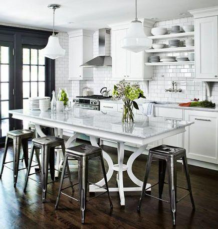 Open Kitchen With Island 48 best kitchen island images on pinterest | kitchen, kitchen