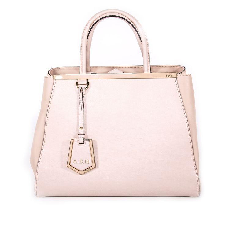 Fendi 2Jours Tote Bag