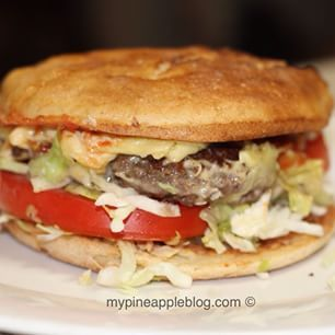 Andrews Burgers | 12 Gluten Free Burgers Found In Melbourne