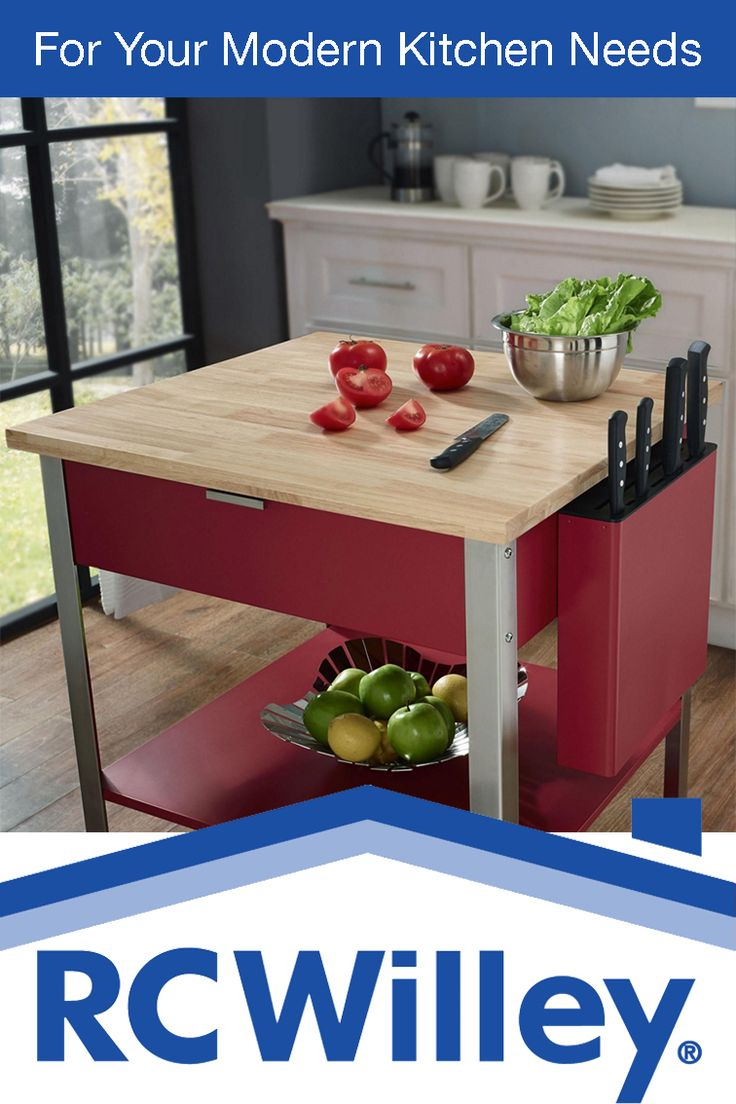 Cherry butcher block top 1 1 2 quot x 26 quot x38 quot kitchen island top ebay - Classic Detail Meeting Modern Stainless Design In The Cutting Cart From Crosley