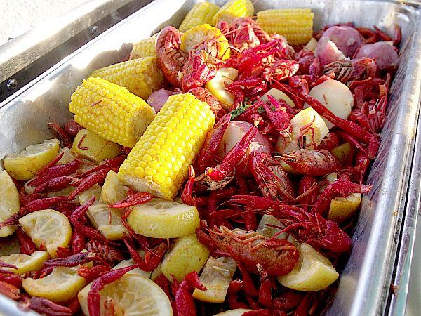 Crawfish   Ralph Brennanu0027s Jazz Kitchen   Downtown Disney   Anaheim, ...