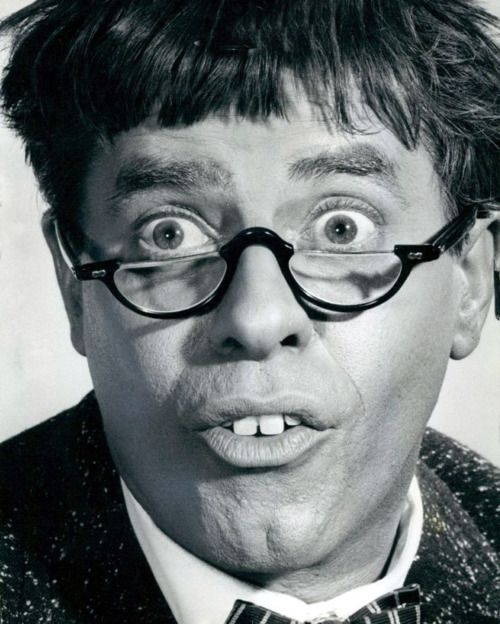 The Nutty Professor - Jerry Lewis  One of my favorite movies of his!