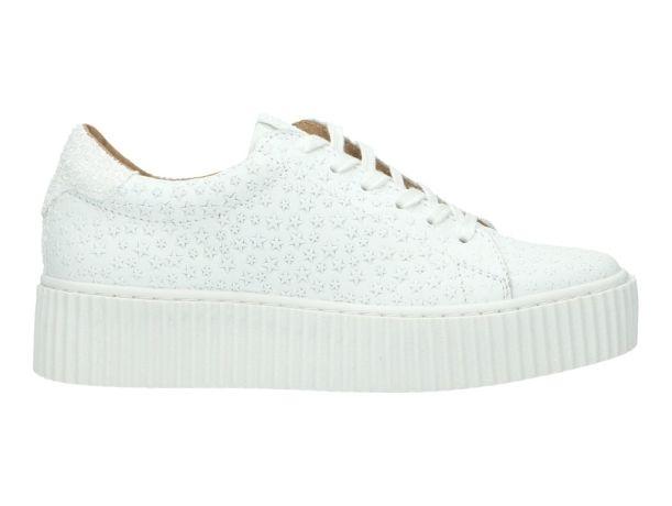 Creeperzolen Sneaker DWRS 243013 0206 WHITE | 0206 WHITE | BERCA.BE | Schoenen online kopen | Gratis verzending | Niet tevreden, Geld Terug | 100% Veilig | Zeer grote keuze