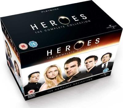Heroes complete series
