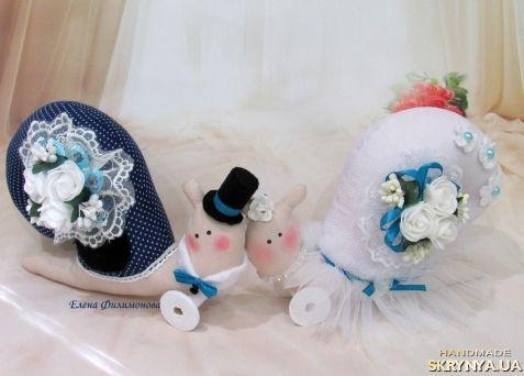 Купить Улитки свадебные в Украине