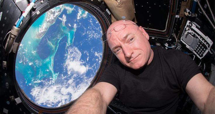5 Lessons Astronaut Scott Kelly Teaches Kids about Living in Space