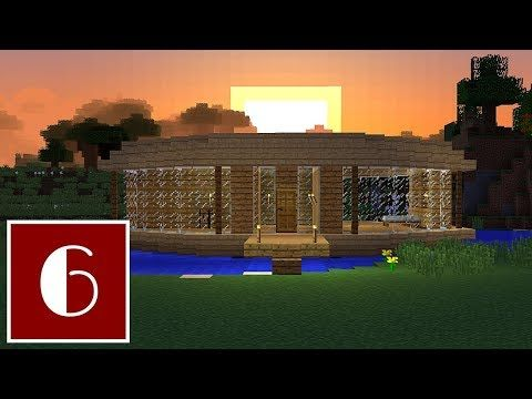 http://minecraftstream.com/minecraft-tutorials/minecraft-lets-play-6-octagonal-house-tutorial/ - Minecraft Let's Play - 6 - Octagonal House Tutorial  A Minecraft Survival Adventure.  Today I finally build my base house – an octagonal house made of sustainable materials, which can form the foundation of a larger, modular base. Something a little different. We'll see where it takes us in the future. The house is inspired by...