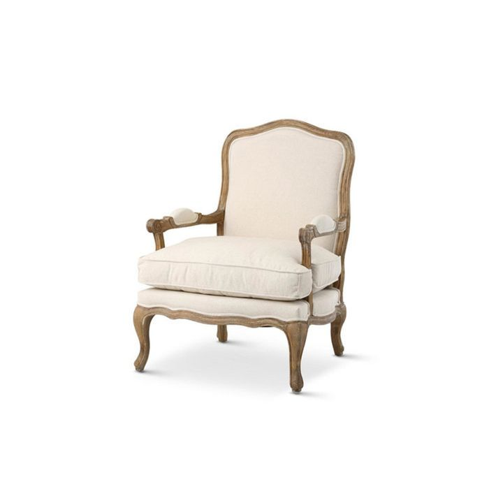 Temple Webster Adele French Provincial Occasional Chair
