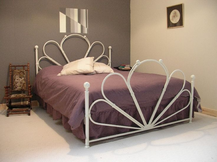 celtic wrought iron bed ideas