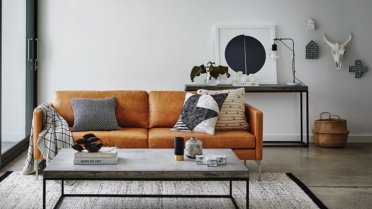 Clifford 3 seat sofa