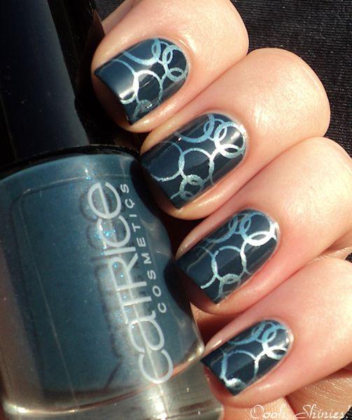 Circles with straw.: Dark Nails, Nails Art, Nailart, Nails Design, Nailpolish, Nails Ideas, Nails Polish, Circle, Straws Dips