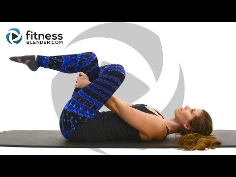 Relaxing Stretching Workout for Flexibility and Stress Relief - Full Body Yoga Pilates Blend - YouTube