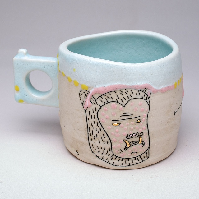 Bottom by mug wide travel aladdin