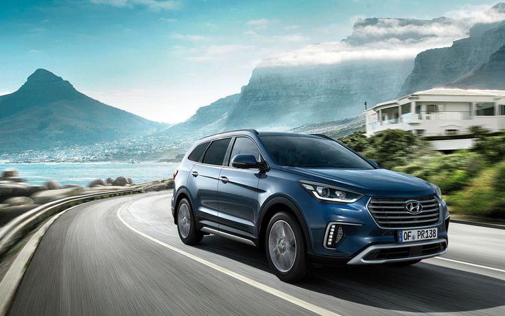 Hyundai Grand Santa Fe – Separation