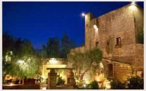 Tenuta Monacelli - more than a simple 'masseria', Monacelli is a beautiful resort, ideal for family holidays in Puglia.