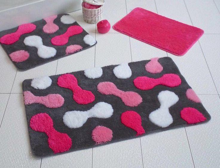 Banyo dekorasyonlarınızı tamamlayacak yumuşacık klozet takımları Dekorazon.com'da! #DekorazonCom >> http://www.dekorazon.com/ev-tekstil-bahar-kategorisi-1257?utm_source=Pinterest&utm_medium=post&utm_campaign=Kupon-Ev-Tekstili