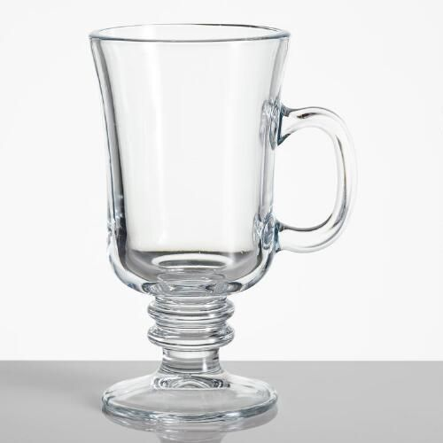 One of my favorite discoveries at WorldMarket.com: Irish Coffee Mugs, Set of 6