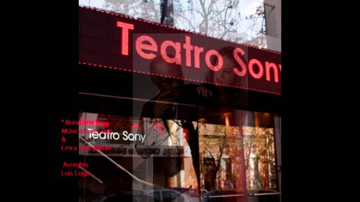 """Brindame ""Luis Lugo Piano & Jezz Milner -Discreto Encanto Diabólico-Tea..."