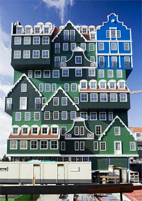 Primeros Edificios Creativos, Inntel Hotel